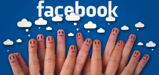 dành thời gian trực tuyến trên facebook