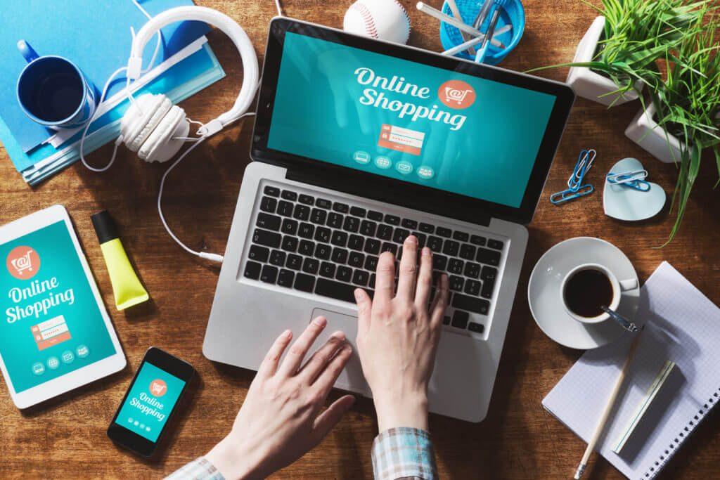 cac mat hang kinh doanh online